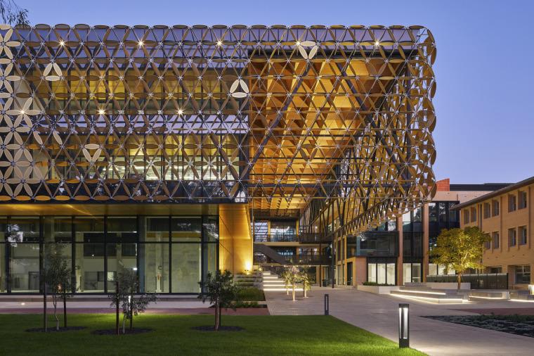 澳大利亚西澳大利亚大学EZONEUWA学生中心-澳大利亚西澳大利亚大学EZONE UWA学生中心外部实景图1