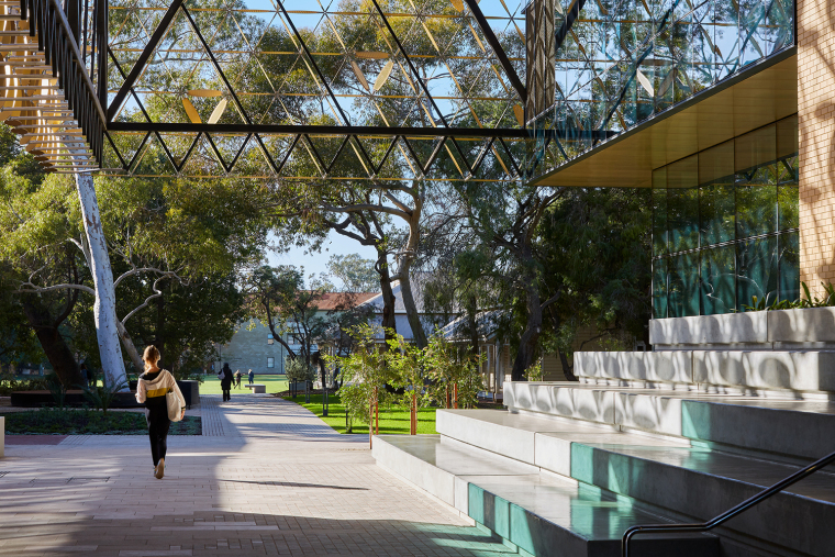 澳大利亚西澳大利亚大学EZONEUWA学生中心-澳大利亚西澳大利亚大学EZONE UWA学生中心外部实景图2