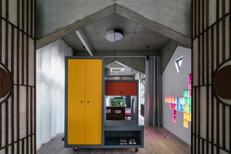 越南VUUV建筑室内实景图9