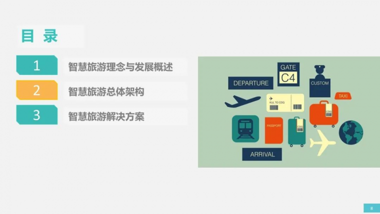 新版智慧旅游智能化整体解决方案_8