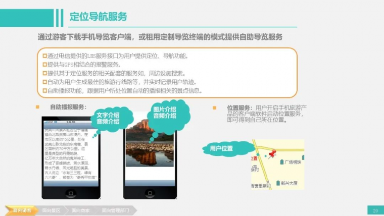 新版智慧旅游智能化整体解决方案_20