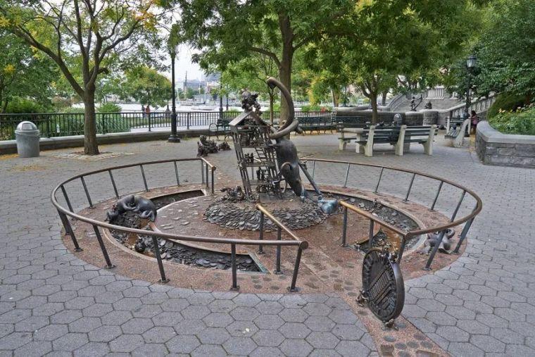 他设计了受全世界欢迎的雕塑,却也引人深思_38