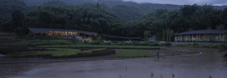 四川竹枝书院外部实景图2