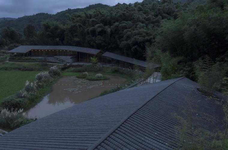 四川竹枝书院外部实景图3