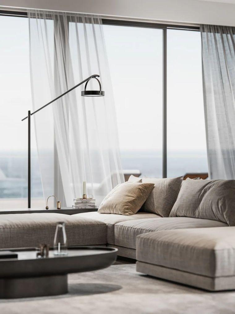 低调奢华空间气质,极致的现代美感_6