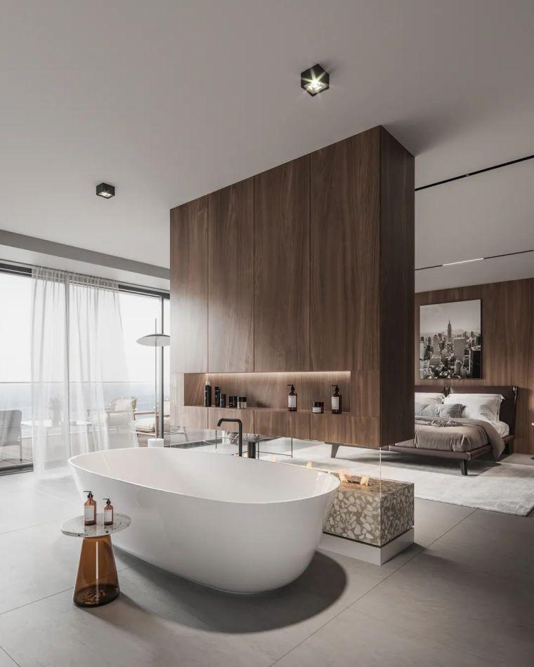 低调奢华空间气质,极致的现代美感_11