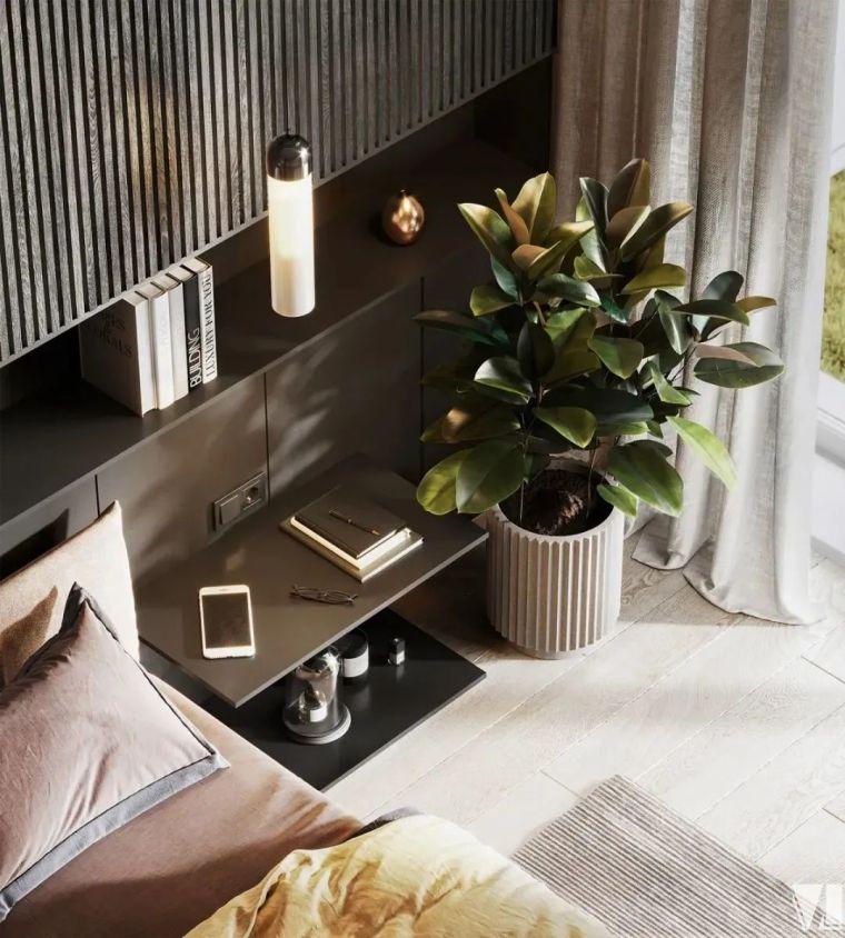 低调奢华空间气质,极致的现代美感_35