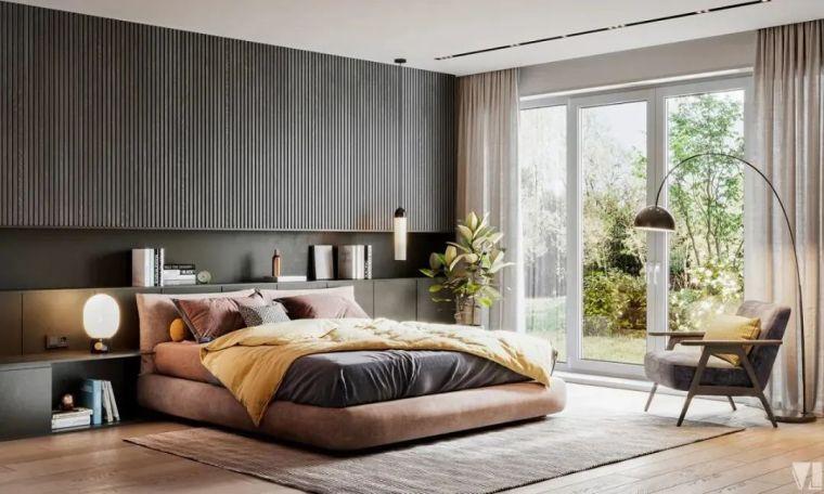 低调奢华空间气质,极致的现代美感_33