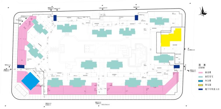 [武汉]蓝光·汉南雍锦天府大区景观深化方案-7-蓝光· 汉南雍锦天府大区-地块分析