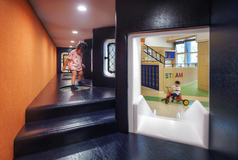 卓英国际幼儿学院室内实景图 (10)