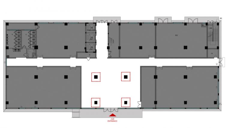 条形码+集装箱,打破传统的炫酷空间_11