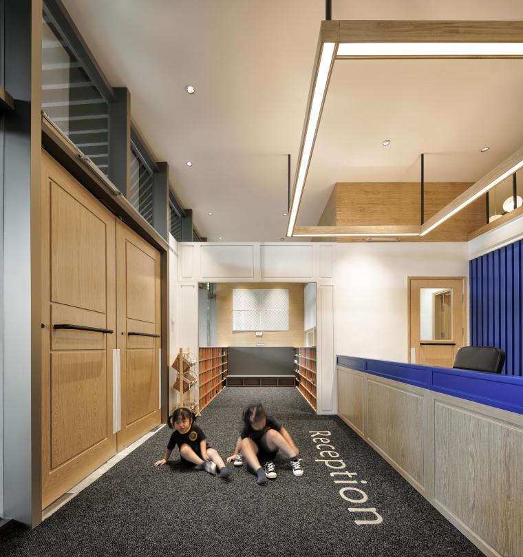 卓英国际幼儿学院室内实景图 (2)