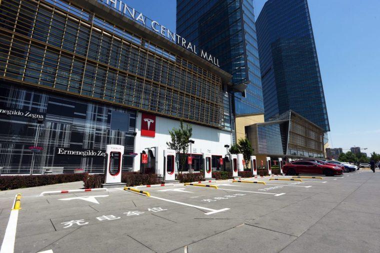 [北京]4000㎡特斯拉总部办公空间设计施工图-设计脑 (1)