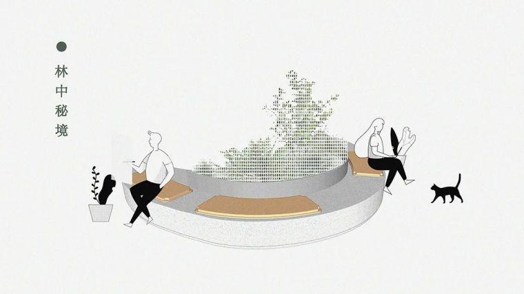 万科将售楼处打造成奇妙花园,满满的诗意!_10