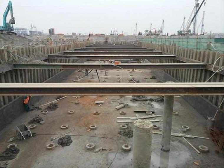 基坑开挖与围护工程专项施工方案-钢板桩支护