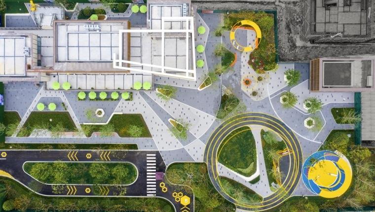 8月精选十套示范区(住宅)景观设计方案-1657538vli5zf8wdmwvnac