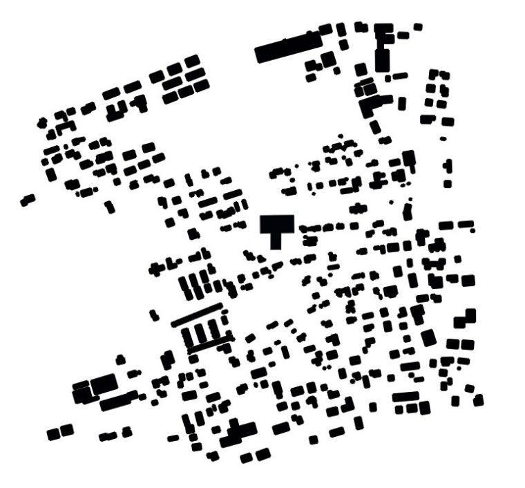 奥地利布泽·沃尔夫特小学平面图