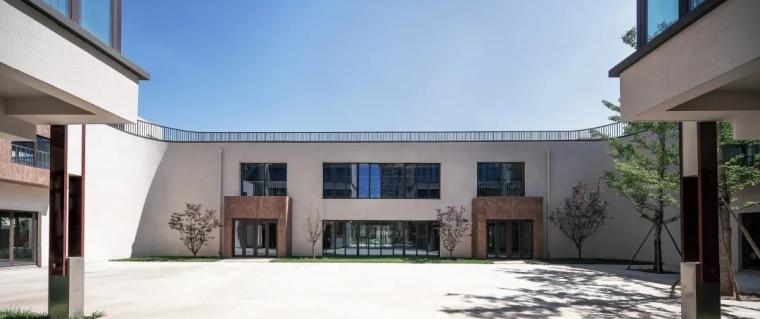 新绎廊坊·上善颐园居住区建筑外部实景图 (6)
