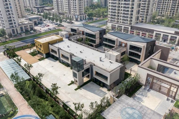 新绎廊坊·上善颐园居住区建筑外部实景图 (4)