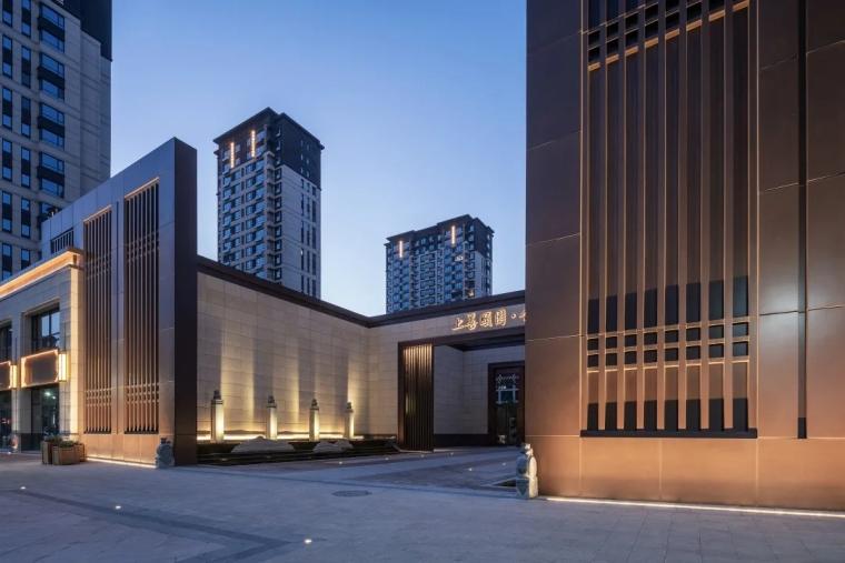 新绎廊坊·上善颐园居住区建筑外部实景图 (11)