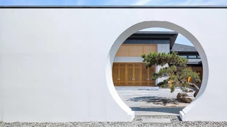 新绎廊坊·上善颐园居住区建筑外部实景图 (14)