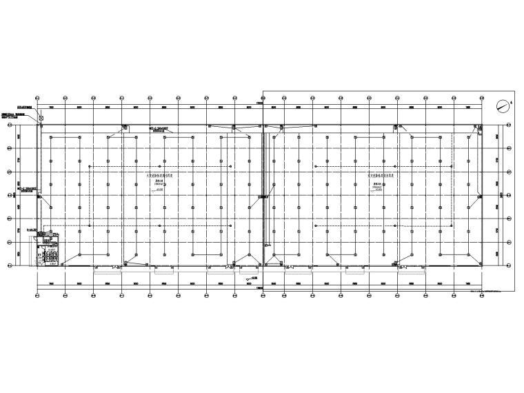 [贵州]某饲料公司厂房电气图纸(2019)-4报警平面图