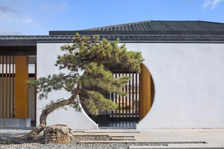 新绎廊坊·上善颐园居住区建筑外部实景图 (17)