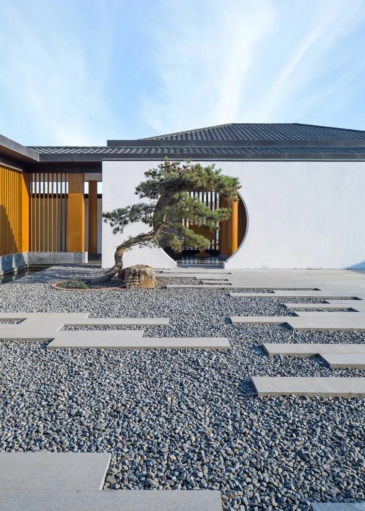 新绎廊坊·上善颐园居住区建筑外部实景图 (16)