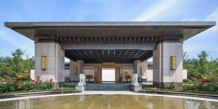 新绎廊坊·上善颐园居住区建筑外部实景图 (20)
