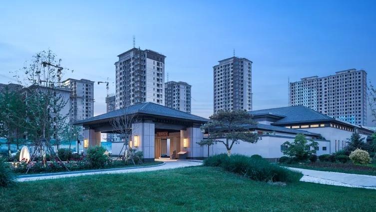 新绎廊坊·上善颐园居住区建筑外部实景图 (23)