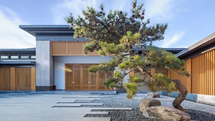 新绎廊坊·上善颐园居住区建筑外部实景图 (21)