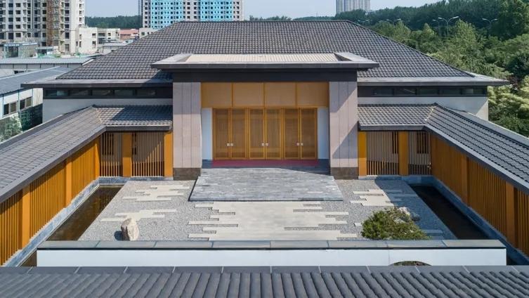 新绎廊坊·上善颐园居住区建筑外部实景图 (24)