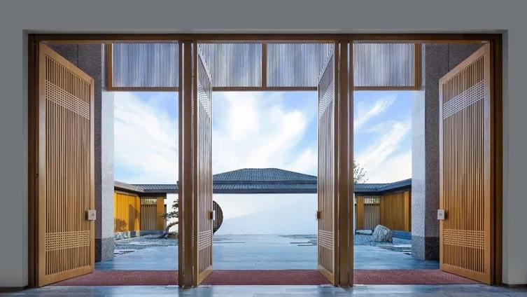 新绎廊坊·上善颐园居住区建筑室内实景图