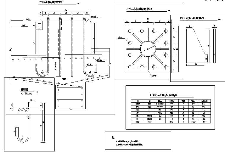 纵一路桥梁段图纸交通含招标文件清单-人行道系构造及钢筋布置图2