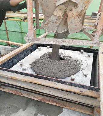 基础工程施工质量保证措施-混凝土浇筑
