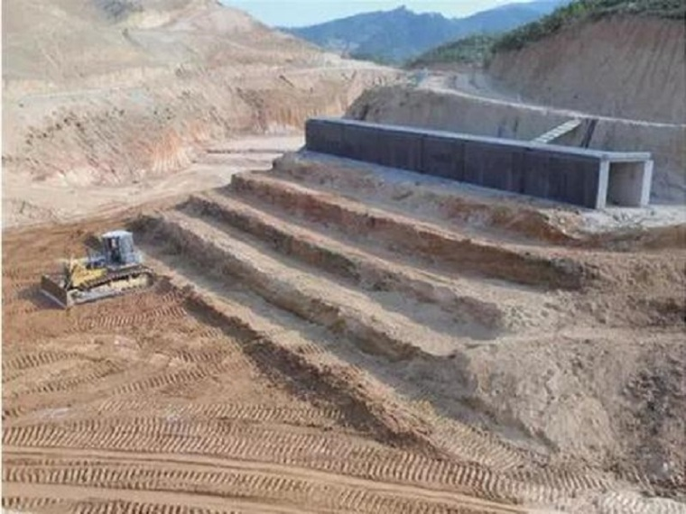 高填方路基沉降控制施工方案-路基填方