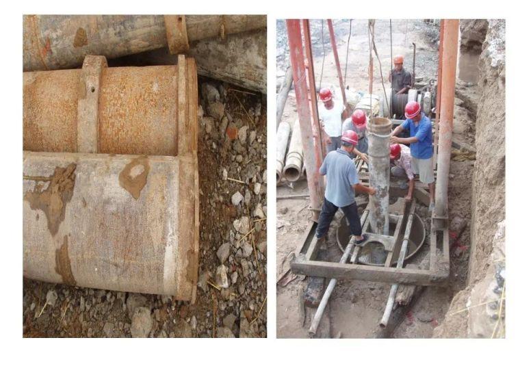 桥梁桩基工程分类及成孔方法,快收藏!_94
