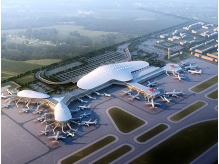 混凝土的技术研究及其在重大工程中的应用-机场
