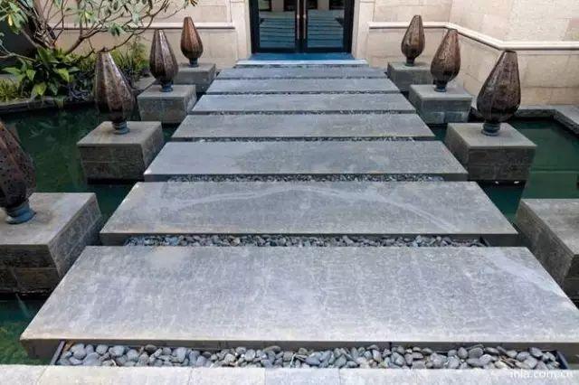 中式庭院铺装,美!_2