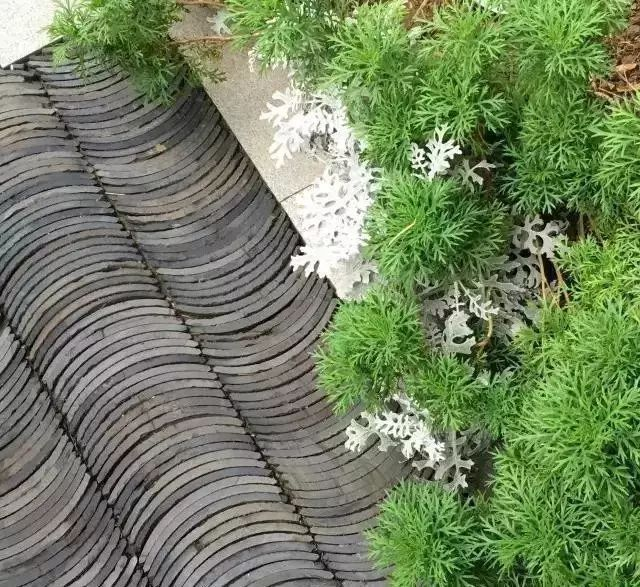 中式庭院铺装,美!_3
