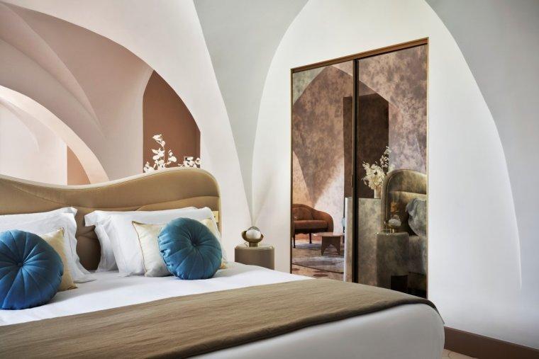 意大利PalazzoAvino酒店翻新-意大利Palazzo Avino酒店翻新室内实景图4