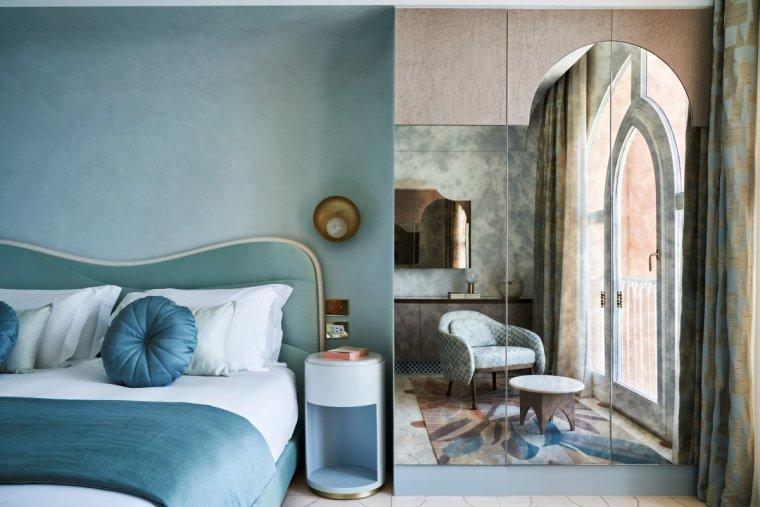 意大利PalazzoAvino酒店翻新-意大利Palazzo Avino酒店翻新室内实景图6