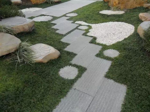 中式庭院铺装,美!_31