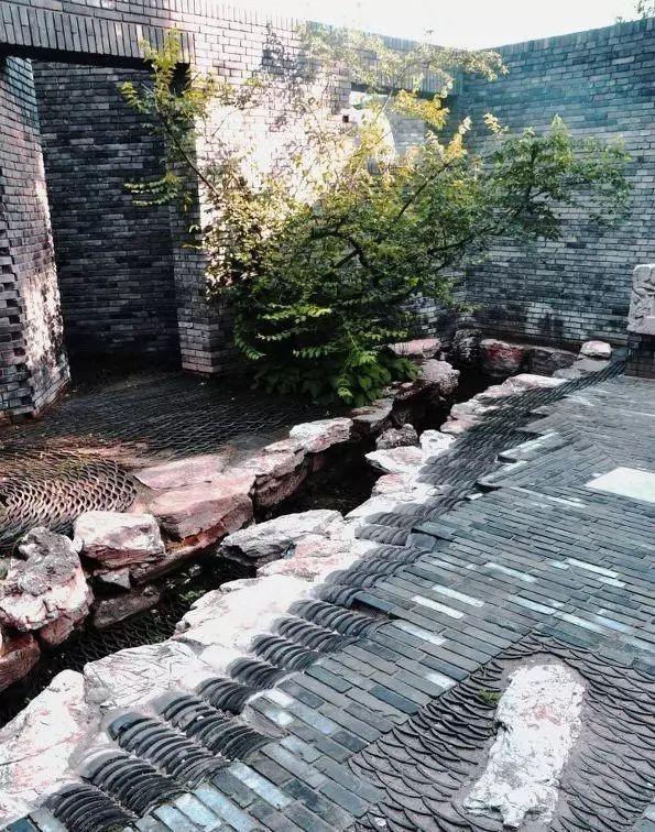 中式庭院铺装,美!_30