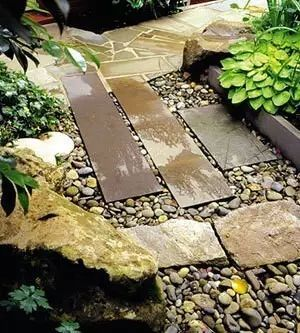 中式庭院铺装,美!_42