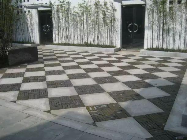 中式庭院铺装,美!_53