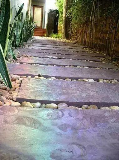 中式庭院铺装,美!_39