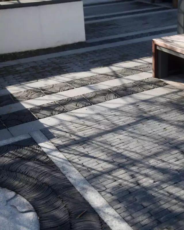 中式庭院铺装,美!_45