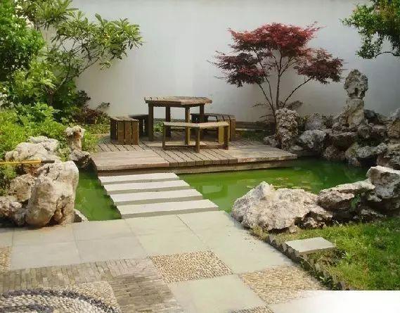中式庭院铺装,美!_56