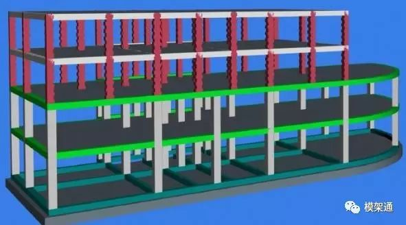 收藏!最齐全的的模板工程方量计算方法_1